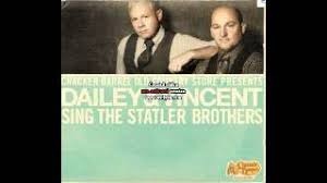 The Statler Brothers Bed Of Rose S Dailey And Vincent Bed Of Roses Youtube