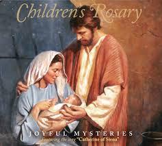rosary cd children s rosary release of our children s rosary joyful