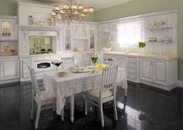 Vintage White Kitchen Cabinets White Kitchen Cabinets Dark Tile Floor Outofhome