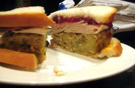 kitchen tested the diner thanksgiving sandwich