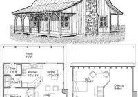 Small Cabin Home Plans Small Cabin Designs Floor Plans Cabin Ideas Plans