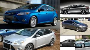 ford focus model years ford focus all years and modifications with reviews msrp