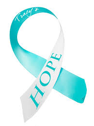 teal ribbon free ovarian cancer cliparts free clip free clip