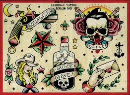 best 25 tattoo flash art ideas on pinterest flash art tattoo