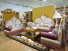 Burgundy Living Room Set by High Backed Living Room Set Venus Furniture