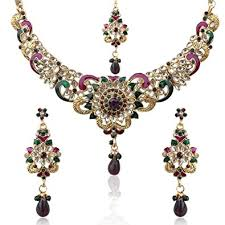 jewelry indian necklace images Indian necklace kundan jewellery indian jewellery sets for women jpg