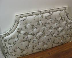 Winged Tufted Headboard by Furniture Tufted Headboard Button Tufted Headboard Tall