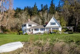 live in historic luxury in this bainbridge island estate curbed