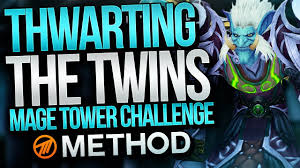 Challenge Method Thwarting The Artifact Challenge Mage Tower