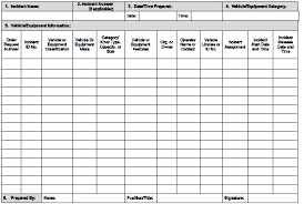 Inventory Sign Out Sheet Template Forms Emergency Management Ontario