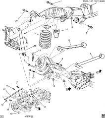replacing air ride suspension chevy trailblazer trailblazer ss
