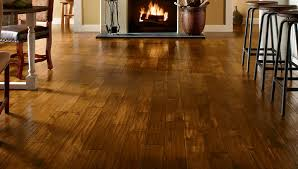 Laminate Flooring Vs Tile Hardwood And Laminate Flooring From Bruce