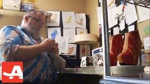 telephone repairman follows his dream designing women u0027s shoes