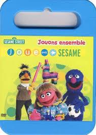 joue avec sesame jouons ensemble sesame on dvd