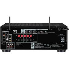 most powerful home theater receiver pioneer vsx 831 5 2 channel home theater receiver with built in wi