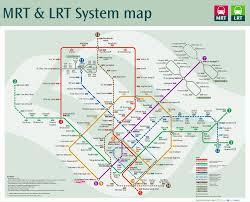 Trains In Europe Map by Singapore Mrt U0026 Lrt Train Rail Maps