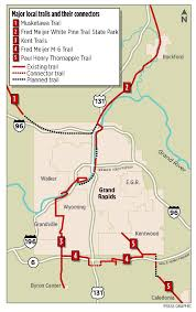 Riverside State Park Trail Map by Kent County Bicycle Trails Have Some Gaps But Offer Long Rides