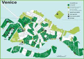 Genoa Italy Map by Venice Public Toilet Map