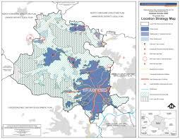 Mdc Map Replacement Unitary Development Plan Bradford Council