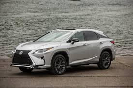 lexus crossover 2016 2016 lexus rx 350 and rx 450h detailed in new photos
