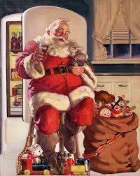 santa claus retailing and