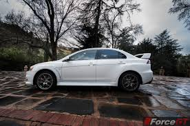 evolution mitsubishi 8 2014 mitsubishi lancer evolution side view forcegt com