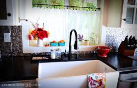 easy kitchen backsplash farmhouse38