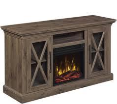 Propane Fireplace Tv Stand by Fireplaces U2014 Heating U0026 Cooling U2014 For The Home U2014 Qvc Com