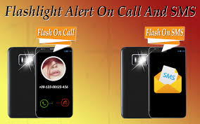 flashlight alert on call u0026 sms android apps on google play