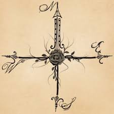 compass rose tattoos symbolism and designs