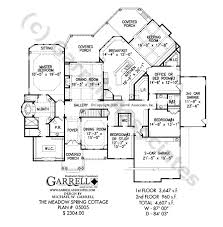 large ranch floor plans meadow cottage house plan house plans by garrell
