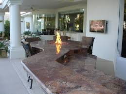 stunning outdoor kitchen las vegas with granite outdoor kitchen
