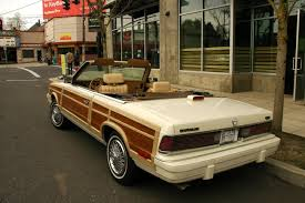 chrysler lebaron old parked cars 1985 chrysler lebaron convertible