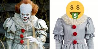 Clown Costumes It U0027 Halloween Costume 2017 Where To Buy Pennywise The Clown