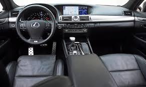 2013 lexus 460 f sport 2013 lexus ls 460 f sport review test drive