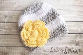 flower crochet pattern free cottage designs