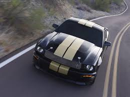 2006 Mustang Gt Black Ford Mustang Shelby Gt H 2006 Pictures Information U0026 Specs
