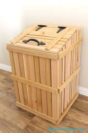 Large Kitchen Garbage Can Close Pop Up Trash Can For Camping Pop Up Trash Cans Pop Up Trash