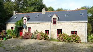 french house for sale in brittany france with lake
