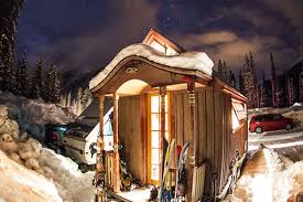 why tiny homes might be just the thing to save ski towns curbed ski