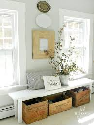 Home And Decorating Best 10 Bench Decor Ideas On Pinterest Living Room Decorating