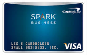 Visa Business Card Capital One U0027s New Spark Business Cards Credit Com