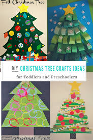 christmas amazing christmas tree craft ideas crafts for toddlers