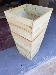 Cheap Planter Boxes by 70 Diy Planter Box Ideas Modern Concrete Hanging Pot U0026 Wall Planter
