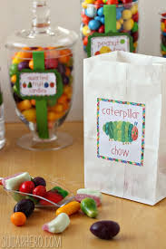 very hungry caterpillar party ideas sugarhero