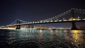 Bay Bridge Lights New Lights Illuminate The Bay Bridge Connecting San Francisco And