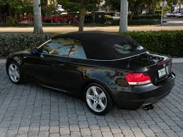 2008 bmw 135i convertible 2008 bmw 135i convertible for sale in fort myers fl stock k39820