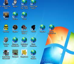 icones de bureau les icones steam du bureau sont buggées sur le forum plateforme de