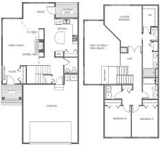 apartments floor plan garage detached garage floor plans from