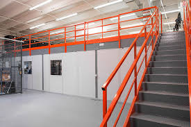 Mezzanine Systems Western Storage And Handling